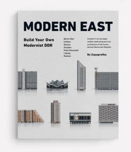 MODERN EAST / BUILD YOUR OWN MODERNIST DDR