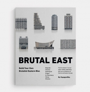 BRUTAL EAST / BUILD YOUR OWN BRUTALIST EASTERN BLOC