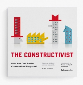 THE CONSTRUCTIVIST BUILD YOUR OWN RUSSIAN CONSTRUCTIVIST PLAYGROUND